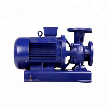 ISW-Monopumpe mit Motor