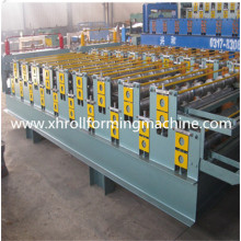 New Type Color Steel Sheet Roof Tile Double Deck Forming Machine