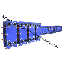 Plate Heat Exchanger for Swimming Pool Water Heating (equal M3)
