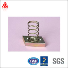 ss304 spring nut China manufacturers suppliers nut with spring