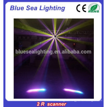 2015 disco lighting effects 2R 120w moving head scanner