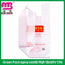 Top class ink printing flat bag for medical product/ hdpe plastic bag for shopping