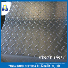 One Bar Diamond Aluminum Checker Plate