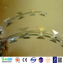 Concertina Razor Barbed Wire From Anping