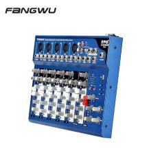Custom Portable Zsound Sound Audio Mixer