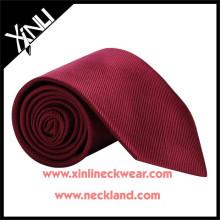 Tissu italien tissé à la main de cravates de Jacquard tissées par soie pour des cravates