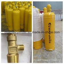 China Cilindro de acetileno C2h2