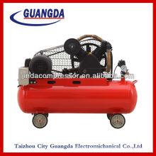 7.5 HP 5.5 kW compressor de ar 21 CFM de 600 L/min (V-0.6/12.5)