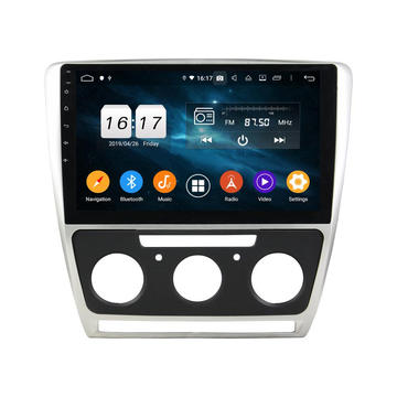 navigation automobile pour Octavia MT 2010-2014