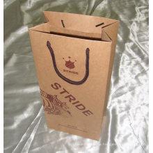 bolsa de papel profesional de alta calidad de la fabricación de la fabricación