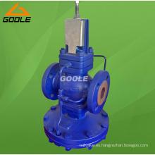 Válvula reductora de presión accionada por piloto con control de vapor Spirax Sarco DP17 (FP01)