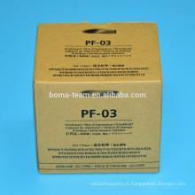 Meilleur prix pour IPF810 tête d'impression originale pour canon IPF815 IPF825 tête d'impression pour canon pf-03