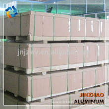 3004 3005 3104 feuille alliage en aluminium pour la décoration