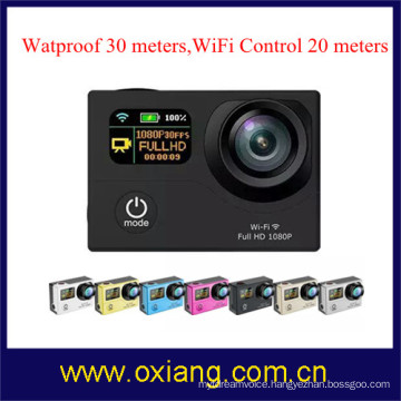 WiFi Sport Camera Same Size as Go pro Her04