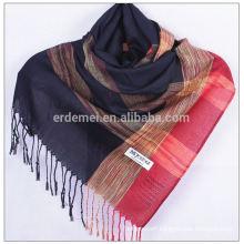 high quality polyester maxi shawl scarf