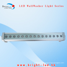 RGB LED Wall Washer / arandelas de pared LED de iluminación