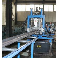 Composto CZ Purlin Forming Máquinas de Construção