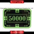 Corona de póquer de pantalla de póquer (YM-CP026-27)