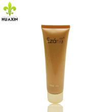 Tubo plástico del envase del pelo del lavado de la cara de los tubos 80g