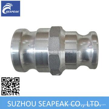 Acoplamiento de Aluminio Camlock Tipo AA