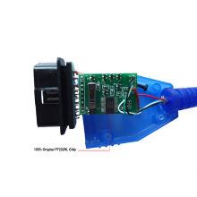 Cable USB de VAG Kkl V409.1 FIAT ECU exploración