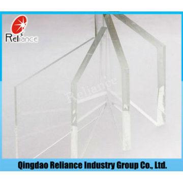 Ultra klares Glas / Gebäudeverbrauch Glas / ultra klares Floatglas / Extral Floatglas