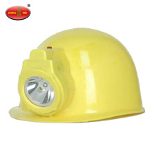 Mine Safety Cap Light Miner Hjälm Lampa