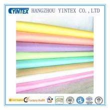 Plain Deyed Rainbow 8 tela de algodón surtida para el hogar