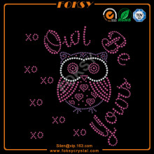 Owl be yours wholesale iron on transfers for t shirts