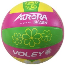 High Quality Colorful Rubber Volleyball