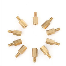 Single Hexagonal Screw Copper Stud (ATC-297)