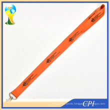 Custom 25*800mm Size Card Holder Lanyard