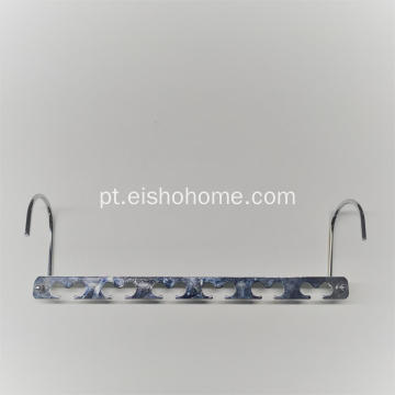 EISHO Chrome Metal Chain Para Hanger