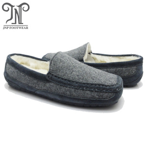 100% Original Factory for Winter Outdoor Slippers Mens most comfortable men moccasin home warm winter slippers export to Denmark Exporter