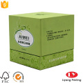 Customized creative paper cosmetic packaging box