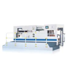 Corte automático y máquina de plegado