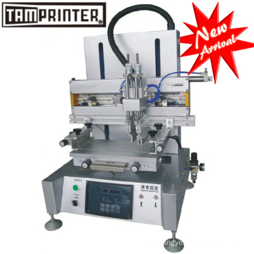 TM-300p PCB T-Slot Flat Silk Screen Printing Machine