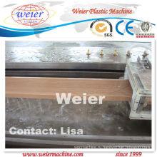 Машина профиля WPC для деревянного Пластичного decking