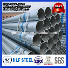 bs1387 class a galvanized steel pipe