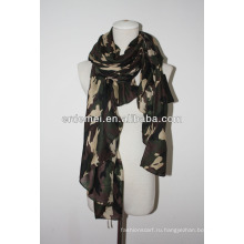 Полиэстер армия принт camo шарф