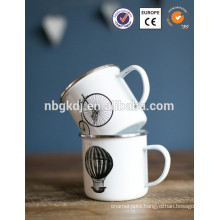 enamelware protein joyshakers cup for drinking milk