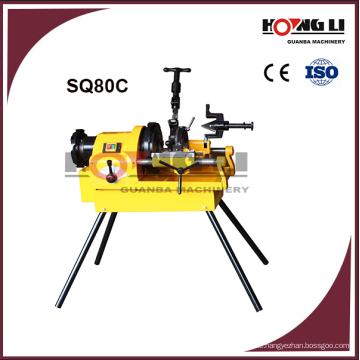 "SQ80C 1/2""- 3"" rex compatible pipe threading machine"