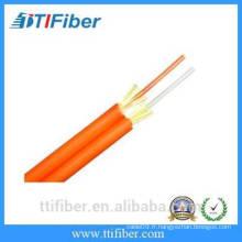 Câble optique à fibre optique optique multimodo 50/125