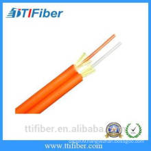 2 core multimode 50/125 indoor optical Fiber Optic Cable