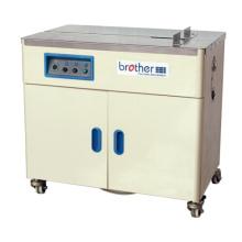 Máquina de Flejado de Caja de Cartón Automática de Nuevo Diseño Hermano de Buena Calidad 2016