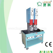 Double Head Large Plastic Product Ultrasonic Plastic Welding Machine