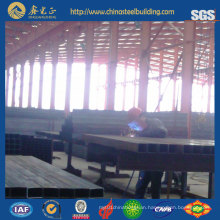 Steel Building with Excellent Anti-Corrosion Property Appearance (SSW-14513)