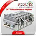 CATV 2way Output Outdoor Trunk Line Optical Amplifier