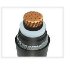 (TISENSE-YJV) Cable de alimentación aéreo de bajo voltaje abc para la línea de transmisión eléctrica