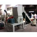 Trituradora y pulverizador de plástico reciclado